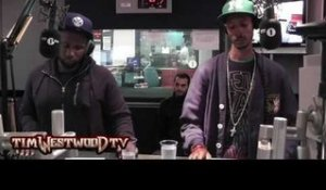 Newham generals droppin' the bomb interview - Westwood