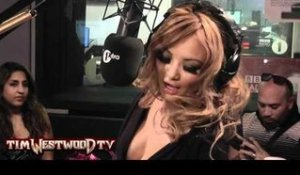 Tila Tequila rates Trey Songz, Drake, Nicki Minaj & Kat Stacks interview - Westwood