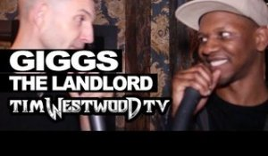 Giggs drops the release date for The Landlord - Westwood