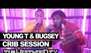 Young T & Bugsey freestyle - Westwood Crib Session