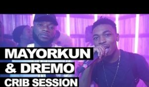 Mayorkun & Dremo freestyle - Westwood Crib Session