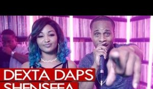 Dexta Daps, Shenseea freestyle - Westwood Crib Session