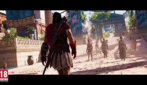 Assassin's Creed Odyssey - e3 2018 Gameplay Trailer