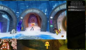 On retourne sur Crash Bandicoot 2 (14/06/2018 11:14)