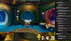 On retourne sur Crash Bandicoot 2 (14/06/2018 13:24)