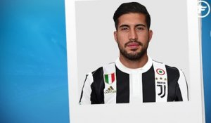 Officiel : Emre Can rejoint la Juventus