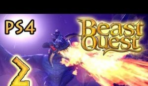 Beast Quest Gameplay Walkthrough Part 2 (PS4, Xbox One, PC) No Commentary
