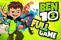 Ben 10 Walkthrough FULL Movie GAME Longplay (PS4, XB1, Switch, PC) No Commentary