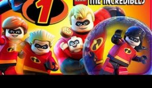 LEGO The Incredibles Walkthrough Part 1 (PS4, Switch, XB1) No Commentary Co-op