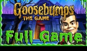Goosebumps Movie Walkthrough FULL GAME 100% Platinum Longplay  (PS4, XB1, PC)