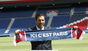 Gianluigi Buffon, 23 saisons en Italie - Foot - PSG