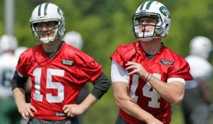 Josh McCown: 'We have the right guy' with Sam Darnold