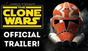 Star Wars The Clone Wars - Comic-Con 2018 Trailer (VO)