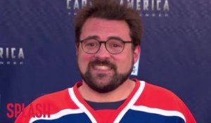 Kevin Smith inspired by heart attack
