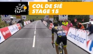 Col de Sié - Étape 15 / Stage 15 - Tour de France 2018
