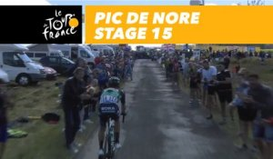 Pic de Nore - Étape 15 / Stage 15 - Tour de France 2018