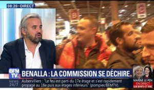 Affaire Benalla : la commission se déchire