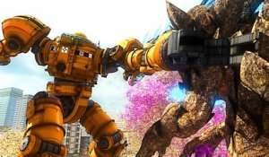 EARTH DEFENSE FORCE 5 Bande Annonce