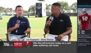 Ian Rapoport: Vita Vea's injury isn't expected to be major