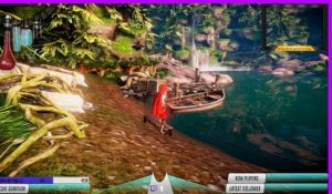 psykogaming Woolfe - The Red Hood Diaries (05/08/2018 08:59)