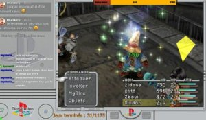 Final fantasy IX [Griffont challenge PS1] (06/08/2018 16:01)