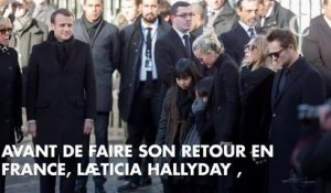 INFO CLOSER. Læticia Hallyday va faire son retour à Paris en octobre : voici les détails de sa venue en France