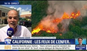 Californie: les feux de l'enfer