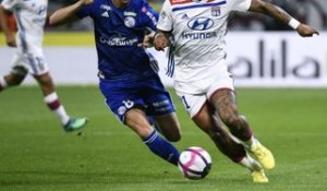 Ligue 1 - Le Racing Club De Strasbourg S'incline 2-0 Face À L'Olympique Lyonnais