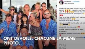 "PHOTO. ""Que de l'amour"" : le message plein de tendresse des amies de Laeticia Hallyday"