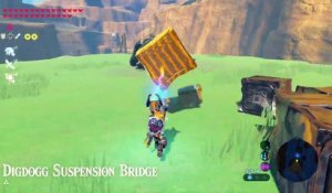 Battre un Hinox dans Zelda Breath of the Wild