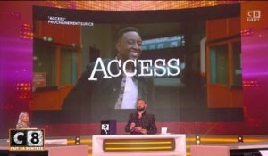 Ahmed Sylla : les images exclusives de sa série sur C8