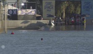 Adrénaline - Surf : Coco Ho with a 5.07 Wave from Surf Ranch Pro, Women's Championship Tour - Qualifying Round