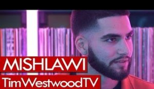 Mishlawi on success, London show, new music, Portugal - Westwood
