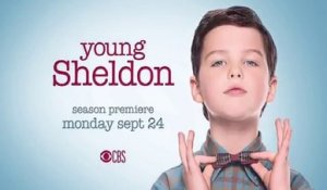 Young Sheldon - Trailer Saison 2