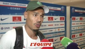 Kolodziejczak «On a beaucoup souffert» - Foot - L1 - ASSE