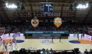 DLSI Cup 2018 - Basket, BCM vs ESSM (replay) - 14 Septembre 2018