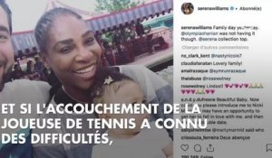 PHOTOS. Serena Williams a 37 ans : ses plus belles photos de jeune maman