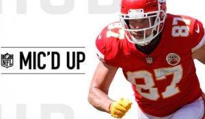Mic'd Up: Kelce helps keep Chiefs' offense hot | Week 3