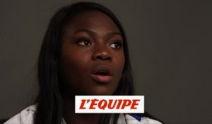 L'interview «le plus» d'Agbegnenou - Judo - ChM (F)