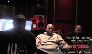 M.O.P. interview for WHO?MAG TV