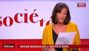 Collomb - Macron : quand l'ancien monde claque la porte .... - On va plus loin (03/10/2018)