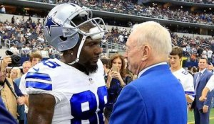 Jerry Jones says reunion with Dez isn't in 'best interests'