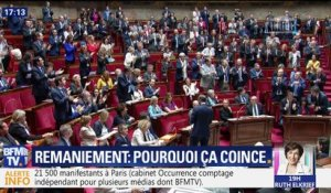 Remaniement: le grand flou