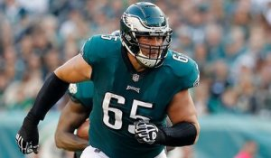 Rapoport: Lane Johnson questionable for Thursday night with high ankle sprain