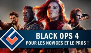 CALL OF DUTY BLACK OPS 4 : Pour les novices et les pros ! | GAMEPLAY FR