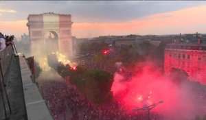 L'Arc de Triomphe : les grands moments