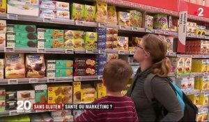 Aliments sans gluten : santé ou marketing ?