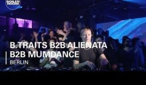 B.Traits b2b Alienata b2b Mumdance | Boiler Room x SCOPES | DJ Set