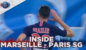Olympique de Marseille - Paris Saint-Germain : Inside