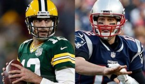 Which QB is best to build a franchise around: Rodgers or Brady?